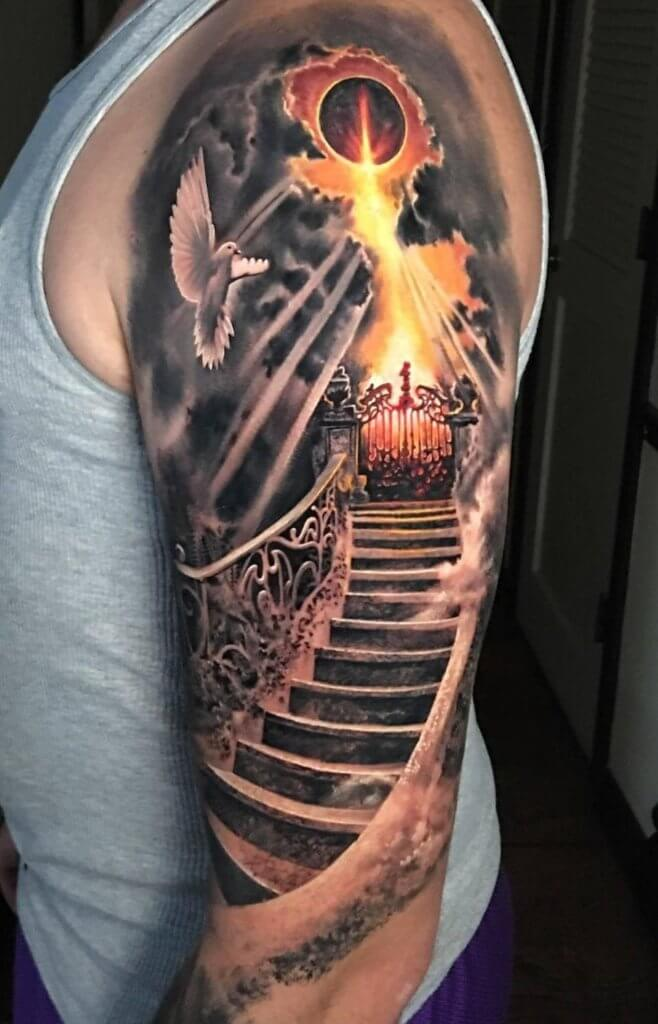 30 Keen Ideas for Arm Tattoos ( With Gallery ) 13