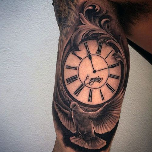 30 Keen Ideas for Arm Tattoos ( With Gallery ) 11