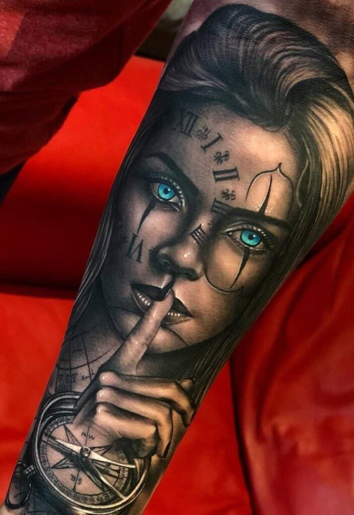 30 Keen Ideas for Arm Tattoos ( With Gallery ) 8
