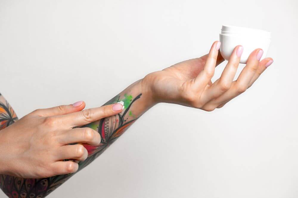 7 Of The Best Tattoo Aftercare Products To Use 1