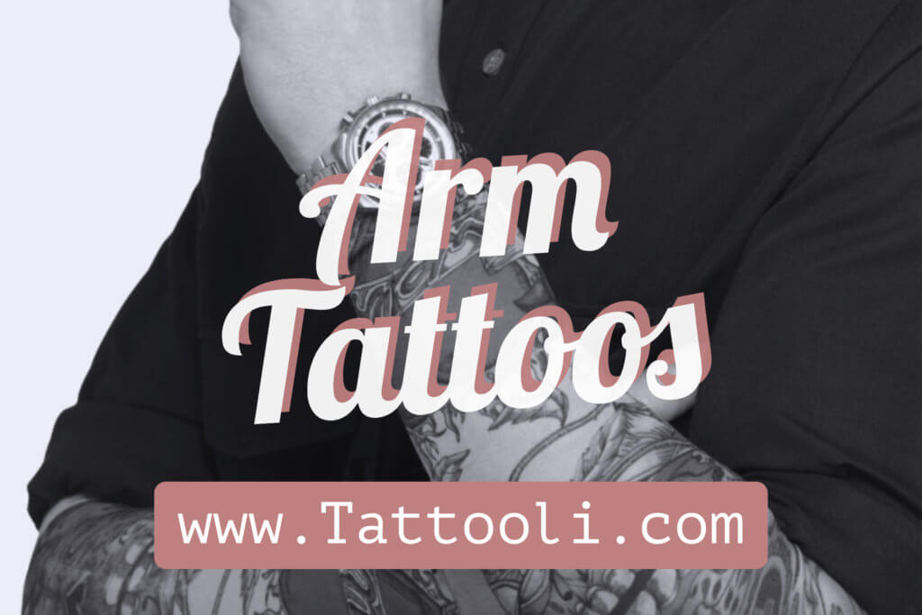 30 Keen Ideas For Arm Tattoos With Gallery Tattooli Com