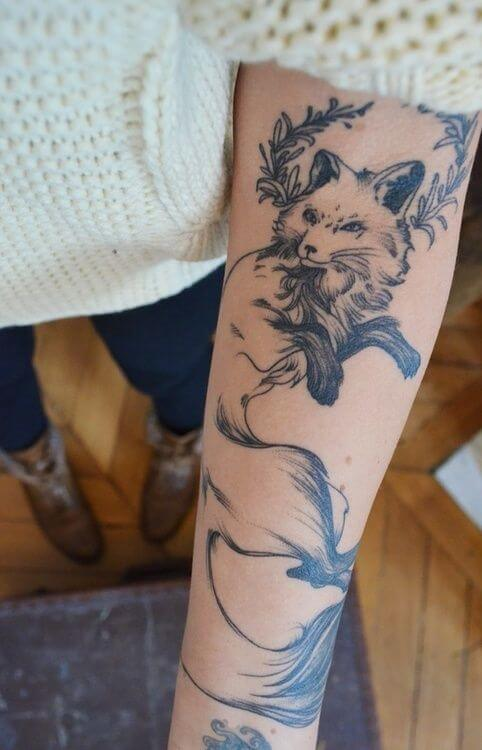 30 Keen Ideas for Arm Tattoos ( With Gallery ) 24