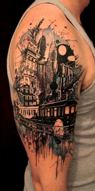 30 Keen Ideas for Arm Tattoos ( With Gallery ) 26