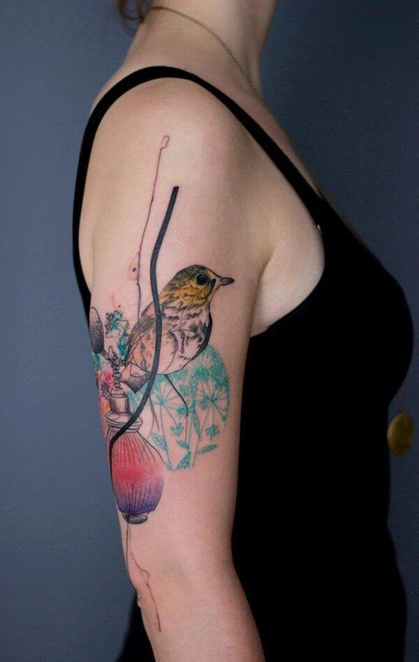 150+ Great Sleeve Tattoos and Selecting Designs 156