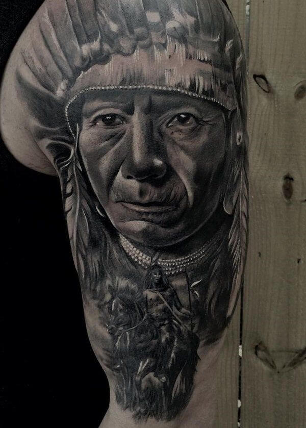 150+ Great Sleeve Tattoos and Selecting Designs 92