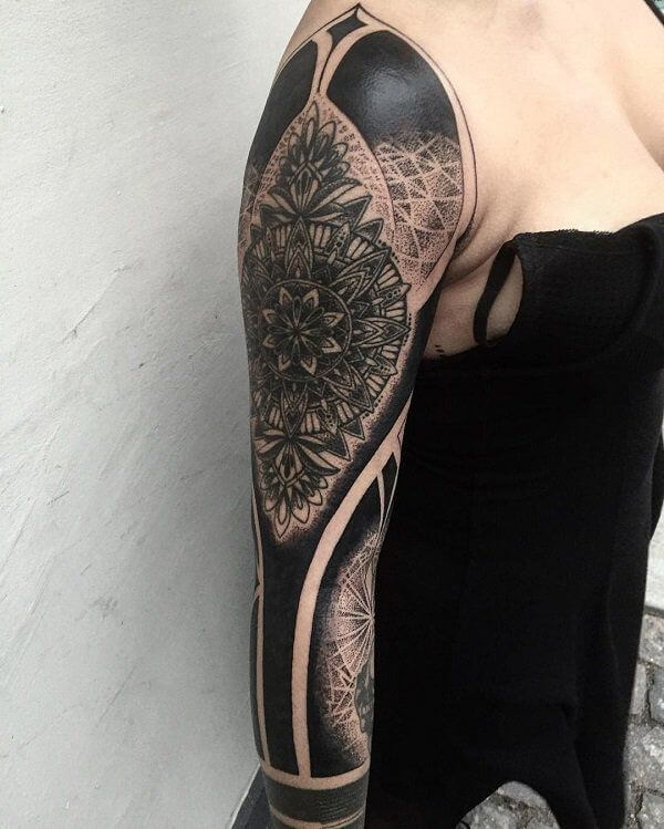 150+ Great Sleeve Tattoos and Selecting Designs 105