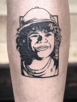 Stranger Things Tattoos - An Introduction To 12 Characters 8