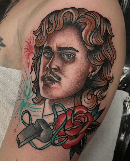 Stranger Things Tattoos - An Introduction To 12 Characters 13
