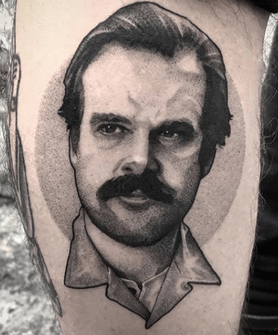 Stranger Things Tattoos - An Introduction To 12 Characters 20