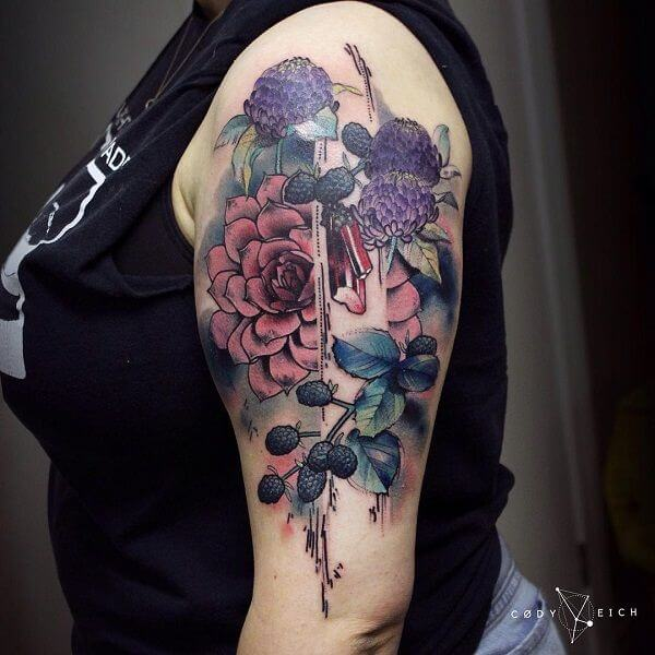 150+ Great Sleeve Tattoos and Selecting Designs 150