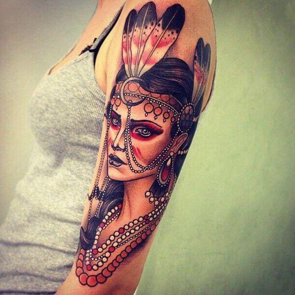 150+ Great Sleeve Tattoos and Selecting Designs 117