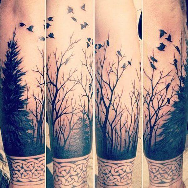 150+ Great Sleeve Tattoos and Selecting Designs 118