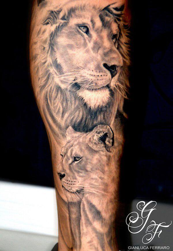 150+ Great Sleeve Tattoos and Selecting Designs 153