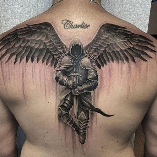 How to Reinvent the Ordinary Angel Tattoo 4