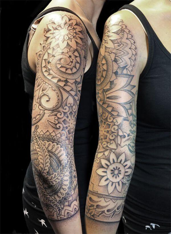 150+ Great Sleeve Tattoos and Selecting Designs 80