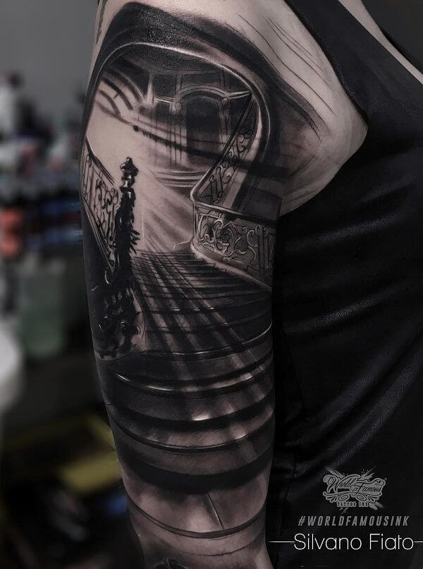 150+ Great Sleeve Tattoos and Selecting Designs 97