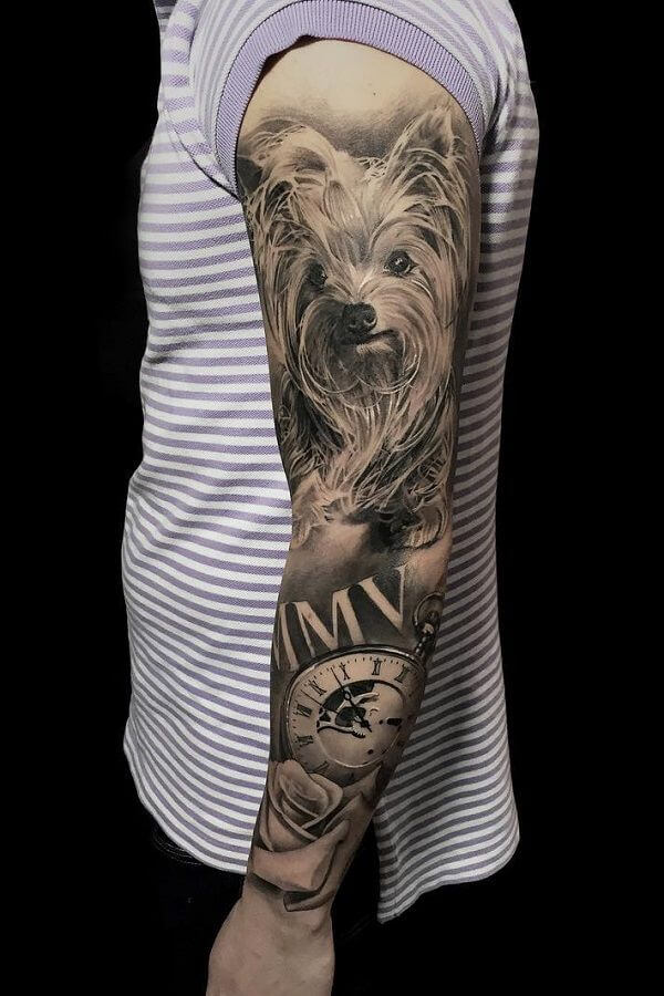 150+ Great Sleeve Tattoos and Selecting Designs 134