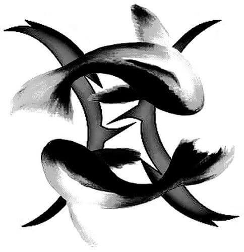 Top 35 Epic Pisces Tattoos 9