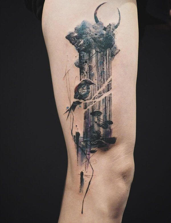 150+ Great Sleeve Tattoos and Selecting Designs 128