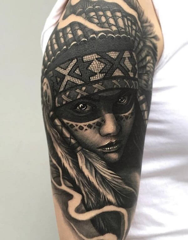 150+ Great Sleeve Tattoos and Selecting Designs 130
