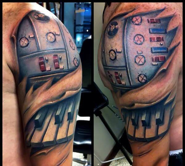 150+ Great Sleeve Tattoos and Selecting Designs 125