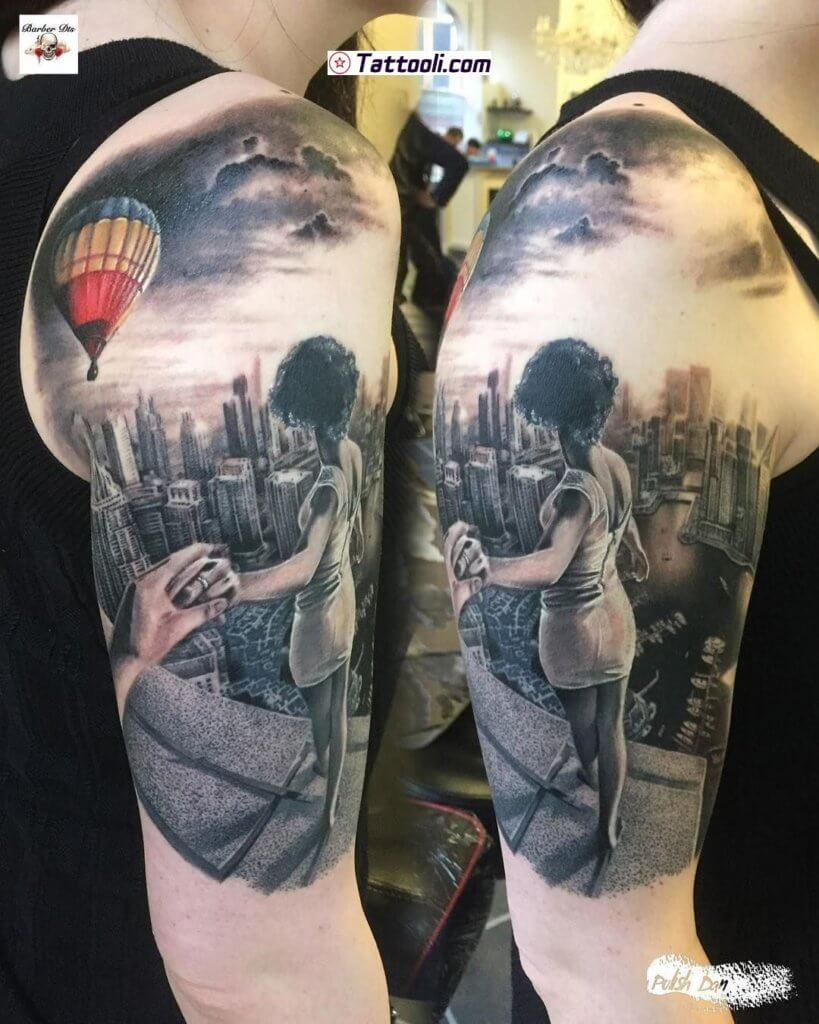 150+ Great Sleeve Tattoos and Selecting Designs 63