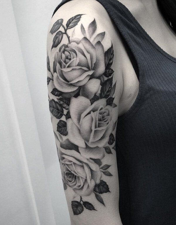 150+ Great Sleeve Tattoos and Selecting Designs 70
