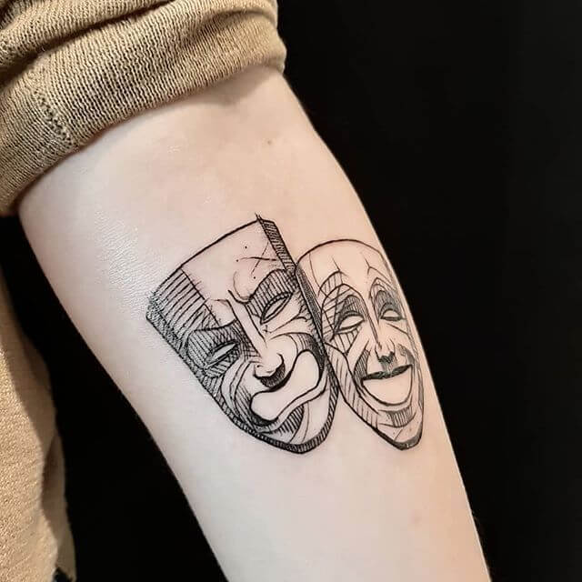Amazing 58 Ideas for Gemini Tattoos 34