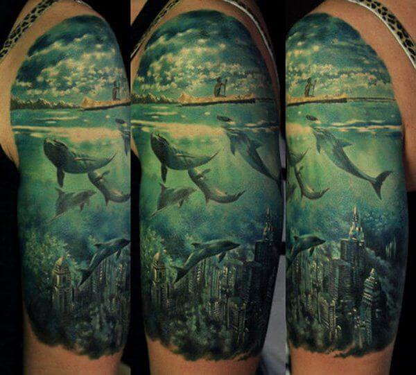 150+ Great Sleeve Tattoos and Selecting Designs 120