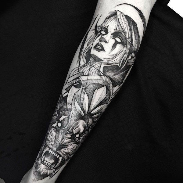 150+ Great Sleeve Tattoos and Selecting Designs 60