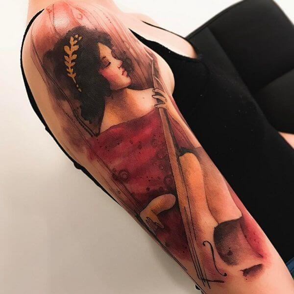 150+ Great Sleeve Tattoos and Selecting Designs 46
