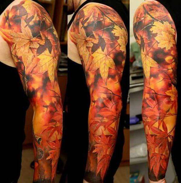 150+ Great Sleeve Tattoos and Selecting Designs 35
