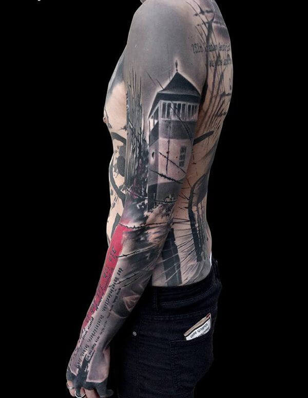150+ Great Sleeve Tattoos and Selecting Designs 51