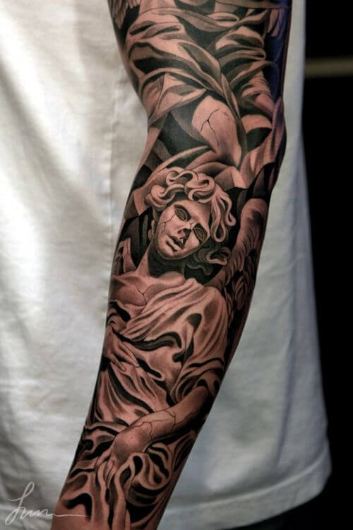 How to Reinvent the Ordinary Angel Tattoo 14