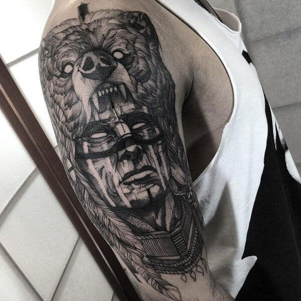 150+ Great Sleeve Tattoos and Selecting Designs 43