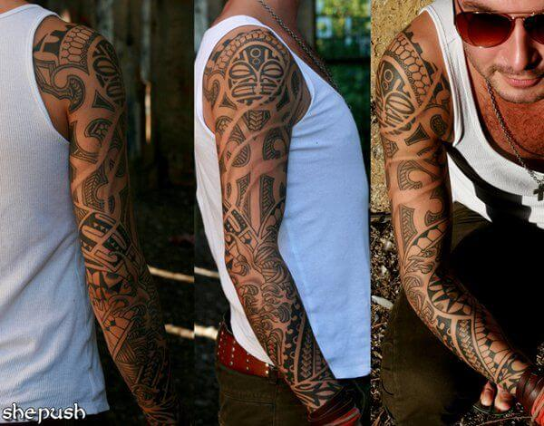 150+ Great Sleeve Tattoos and Selecting Designs 20