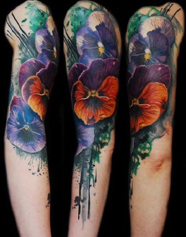 150+ Great Sleeve Tattoos and Selecting Designs 22