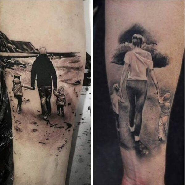 150+ Great Sleeve Tattoos and Selecting Designs 15
