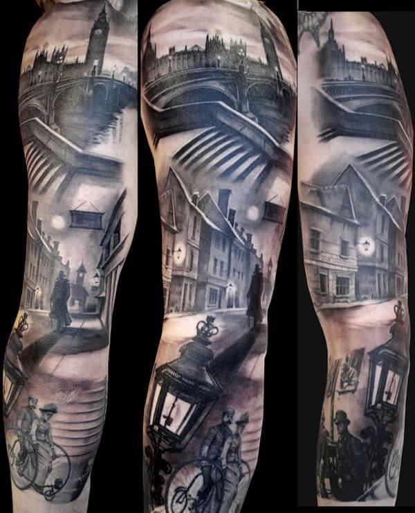 150+ Great Sleeve Tattoos and Selecting Designs 13