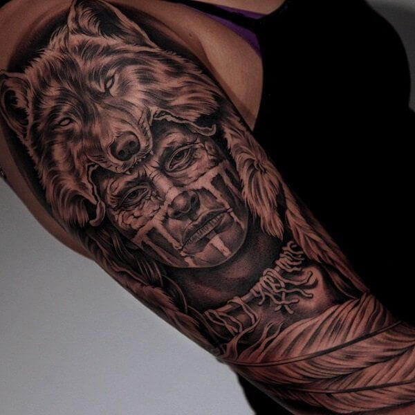 150+ Great Sleeve Tattoos and Selecting Designs 3