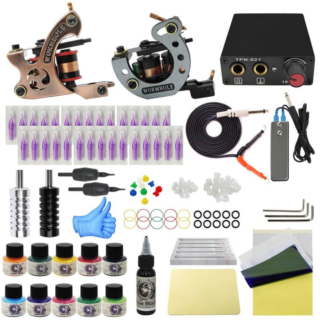 Best Tattoo Starter Kits
